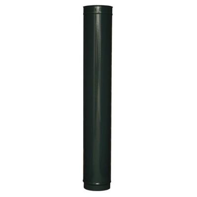 Green Enamel Carron Multi-Fuel Stove