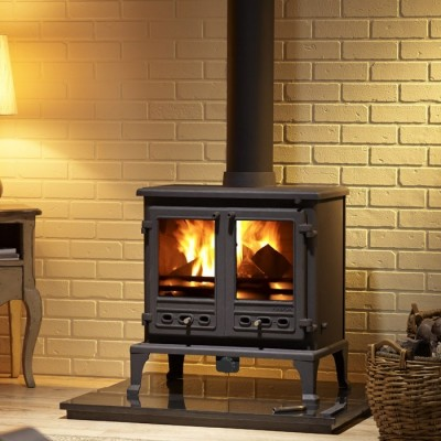 Firefox Multi-Fuel Boiler Stove (12kW)