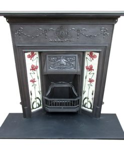 Art Nouveau Classic Combination Fireplace