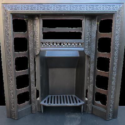 Cast Iron Insert Fireplace