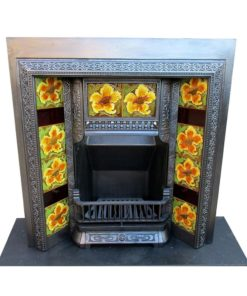 Cast Iron Insert Fireplace