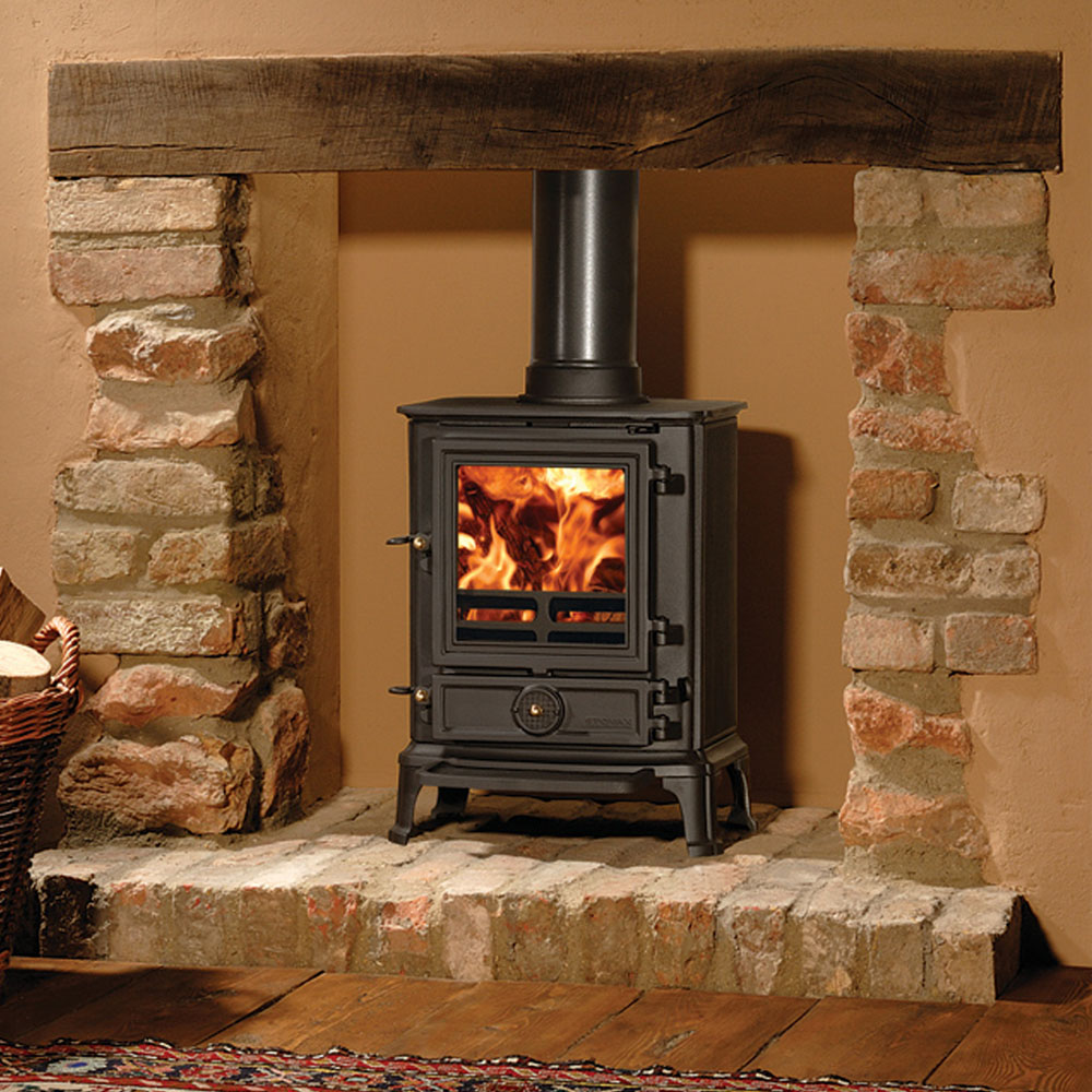 Stovax Brunel 1A 4kW Buy From Victorian Fireplace Store