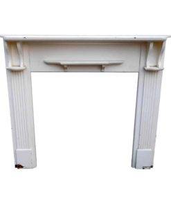 Original Wooden Fireplace Surround
