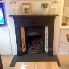 Combination Fireplace Project