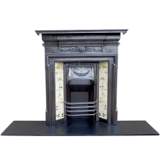 "COMBI289 - Cast Iron Combination Fireplace (46.5""H x 41.5""W)"