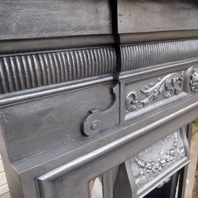 Cast Iron Combination Fireplace