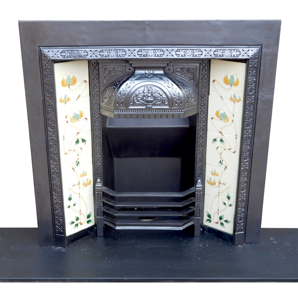 Ornate Victorian Fireplace Insert Buy From Vfs