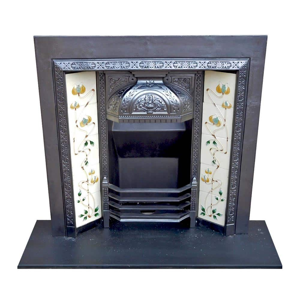 View this Late Victorian Fireplace Insert