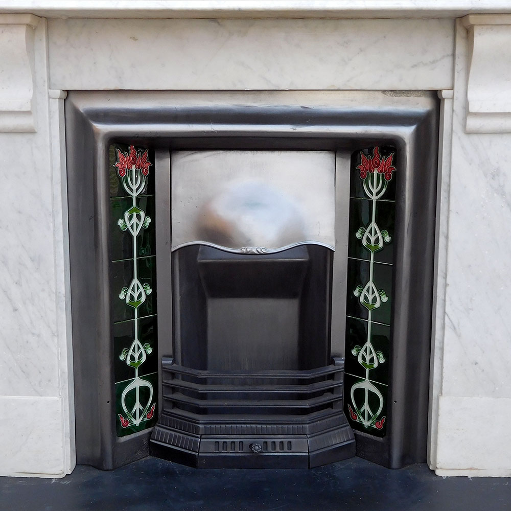 Antique Marble Fireplace Surround Victorian Fireplace Store