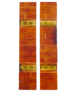 Edwardian Brick Fireplace Tiles