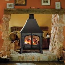 Stovax Stockton Double Sided Stove (5-14kW)