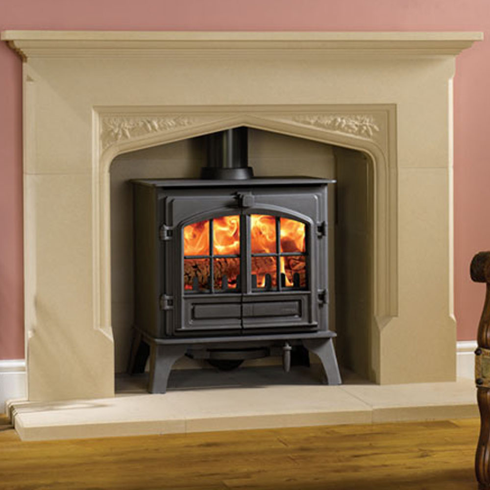 Riva Plus Large Stove 4 13kw Victorian Fireplace Store