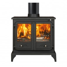 Vega 300 Multi-Fuel Stove (13kW) (Boiler Version Also Available)