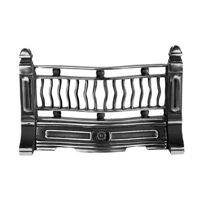 Cast Iron Free Standing Front Bar