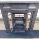 """COMBI295 - Cast Iron Combination Fireplace With Tiled Canopy (48.75""""H x 47""""W)"""