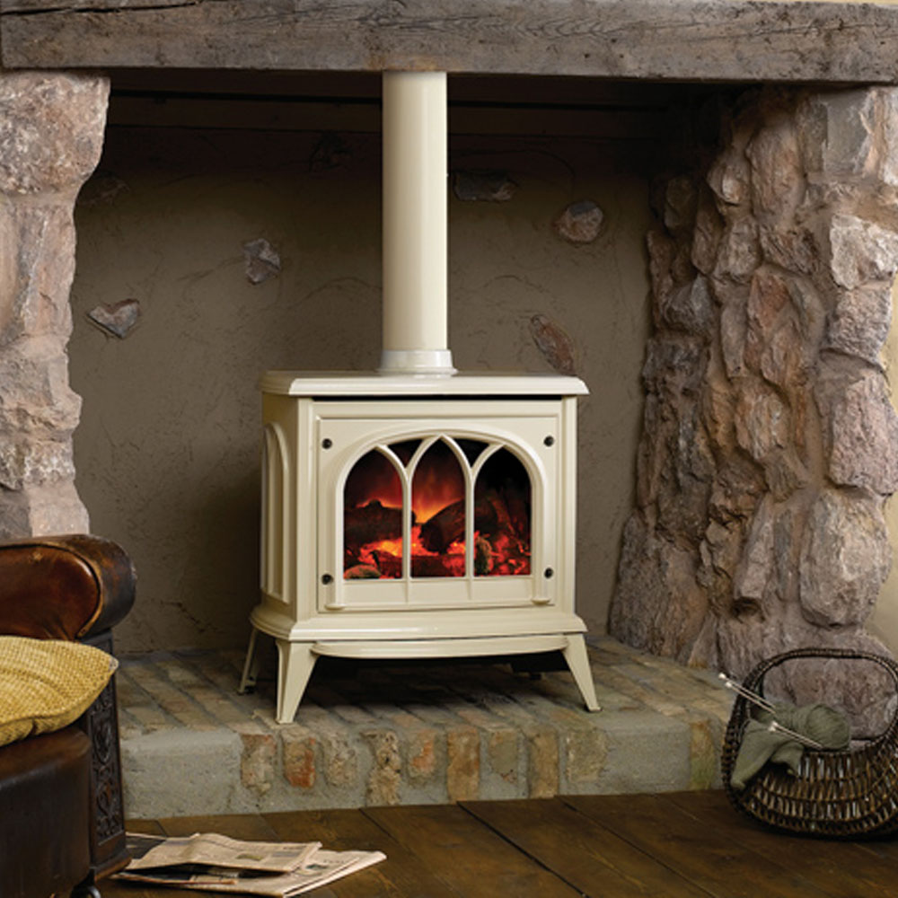 Ashdon Electric Stove Buy From Victorian Fireplace Store