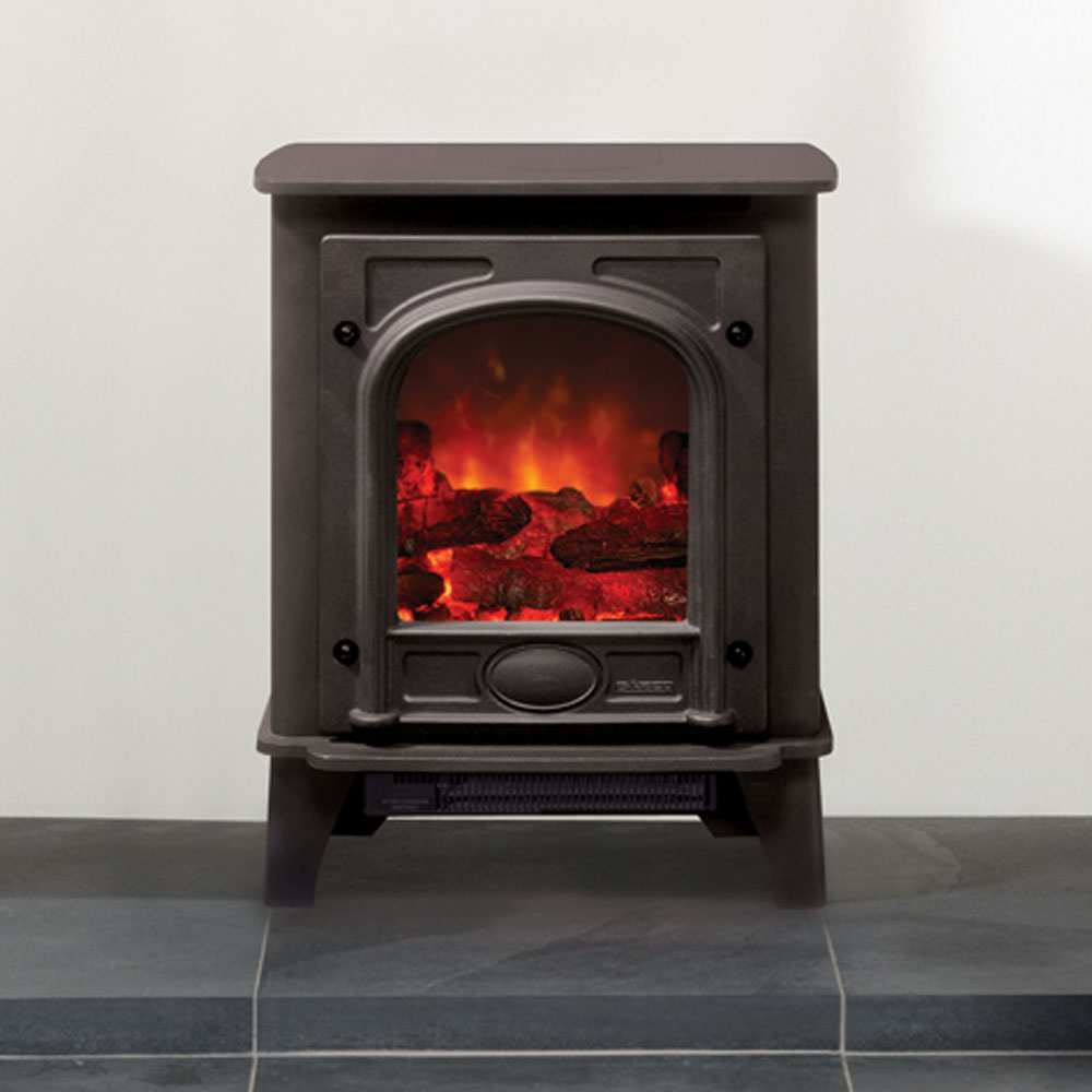 stockton electric stove buy from victorian fireplace store. Black Bedroom Furniture Sets. Home Design Ideas