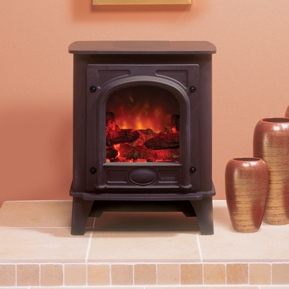 Electric Stoves Product ~ Stockton electric stove buy from victorian fireplace store