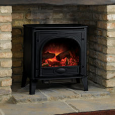 Stockton Electric Stove (1.0-2.0kW) (3 Sizes Available)