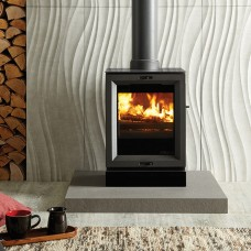 View 3 Wood Burning & Multi-fuel Stove (2-5kW)