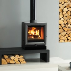 View 5 Wood Burning & Multi-fuel Stove (2.5-7kW)