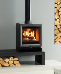 View 5 Wood Burning & Multi-fuel Stove