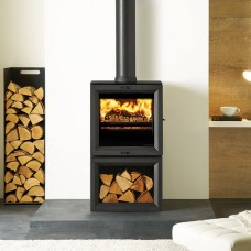 View 5 Midline Wood Burning & Multi-fuel Stove (2.5-7kW)