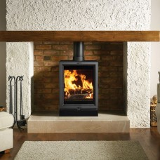 View 5T Wood Burning & Multi-fuel Stove (2.5-7kW)