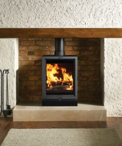 View 5T Wood Burning & Multi-fuel Stove