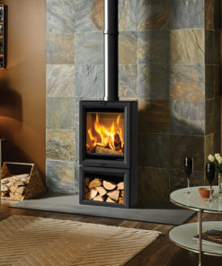 View 5T Midline Wood Burning & Multi-fuel Stove