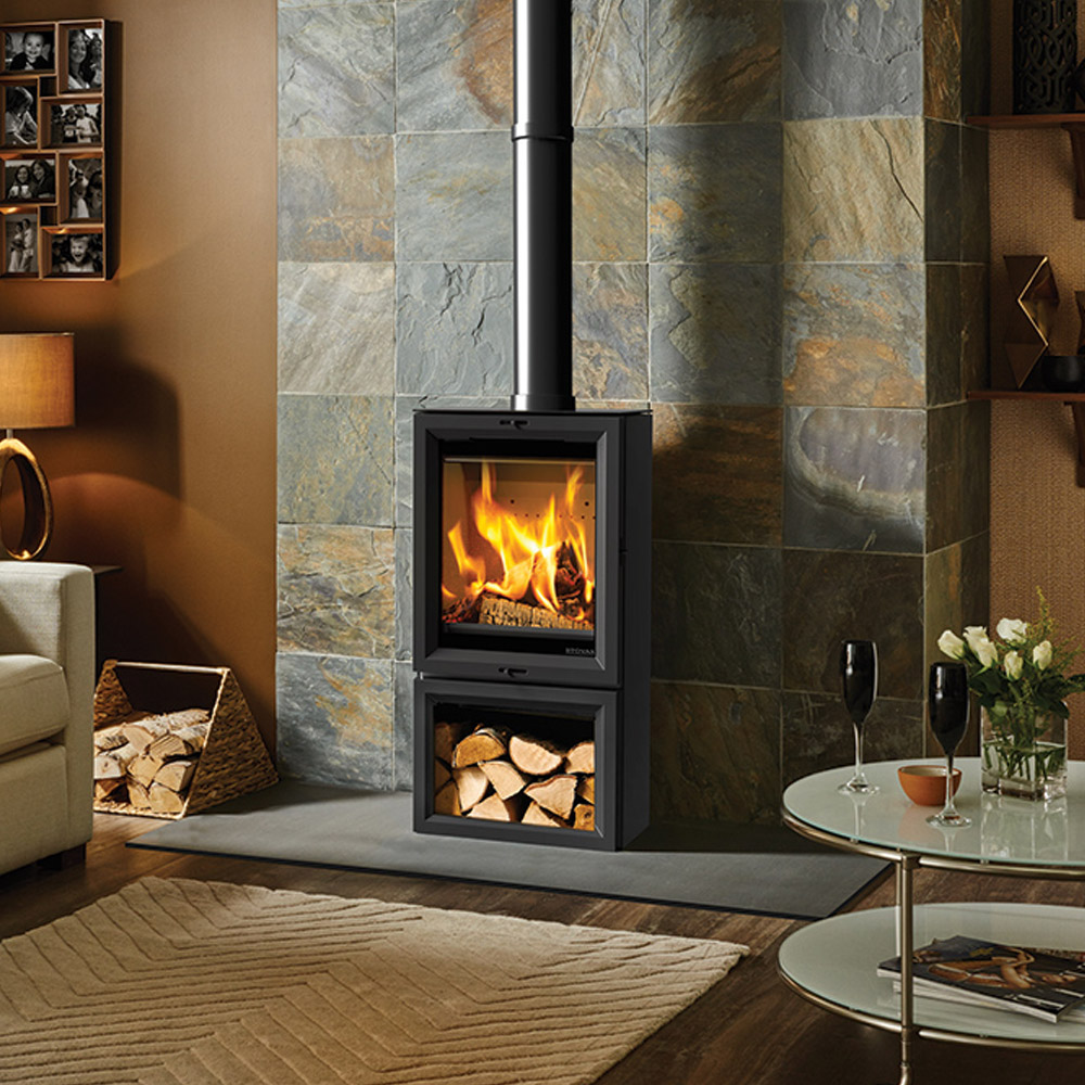 View 5t Midline Wood Burning Multi Fuel Stove Buy From Vfs
