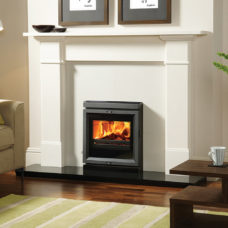 View 7 Inset Convector Stove (3-8kW)