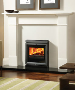 View 7 Inset Convector Stove