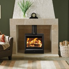 View 8 Wood Burning & Multi-Fuel Stove (4-11kW)
