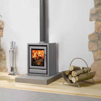 Riva F40 Freestanding Wood Burning & Multi-Fuel Stove