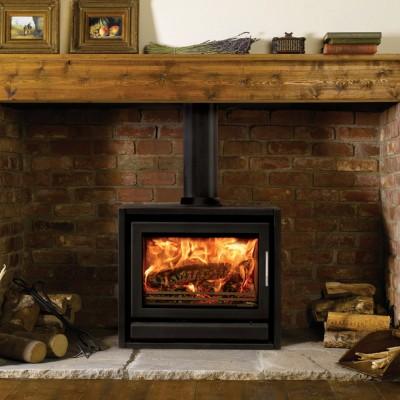 Riva F66 Freestanding Wood Burning & Multi-Fuel Stove