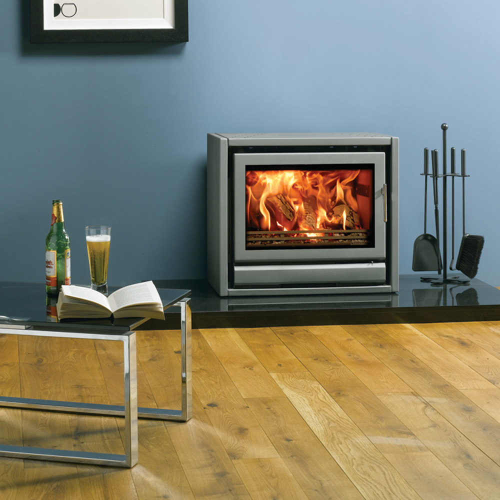 Riva F66 Freestanding Wood Burning Multi Fuel Stove From Vfs