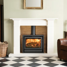 Riva F66 Freestanding Wood Burning & Multi-Fuel Stove (2.8-11kW)