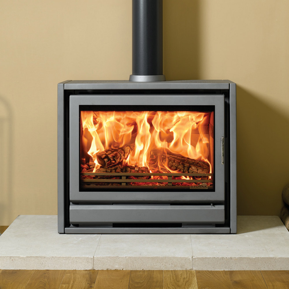 Riva F76 Freestanding Wood Burning Stove From Vfs