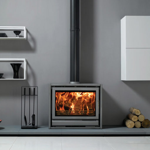 Riva F76 Freestanding Wood Burning Stove