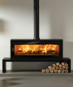 Riva Studio 3 Freestanding Wood Burning Stove