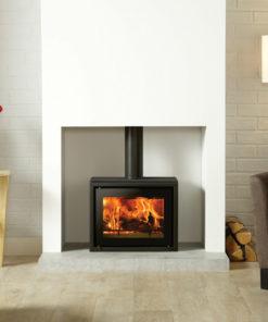 Riva Studio 500 Freestanding Wood Burning Stove
