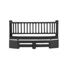 """Fireplace Hook Front Bar (B30) (18""""W x 10""""H)"""