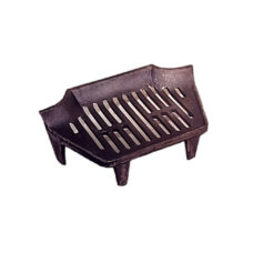 "Classic Fireplace Grate (16""/18"" Sizes)"