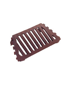 Queen Star Fireplace Grate