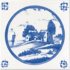 Countryside Fireplace Tile (ST100)