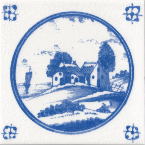 Countryside Fireplace Tile