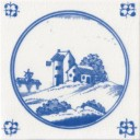 Countryside Inn Fireplace Tile (ST107)