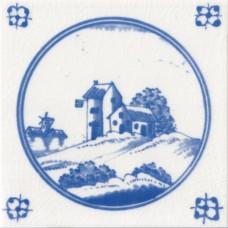 Countryside Inn Fireplace Tile (ST107)