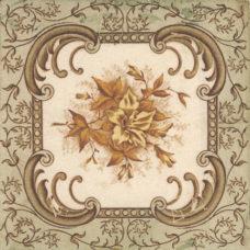 Henry Ollivant Floral Tile (ST165)